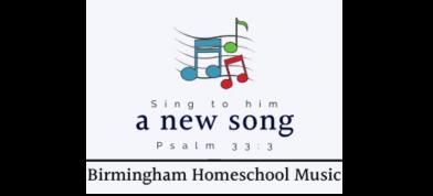 Birmingham Homeschool Music